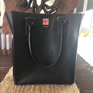 Kate Spade Black Leather ayote